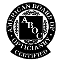 American Board of Opticianry Certification Logo